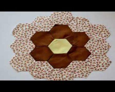 quilting videos for beginners grandma's flower garden quilt tutorial