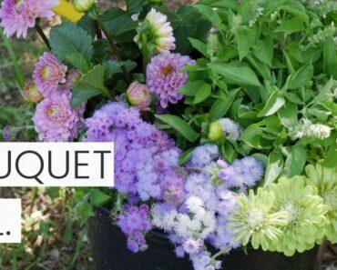 VIDEO FAIL: Flower Arranging TIPS for Beginner Cut Flower Gardeners