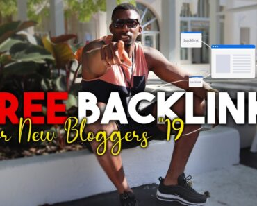 How To Build Backlinks For FREE To Your Blog For