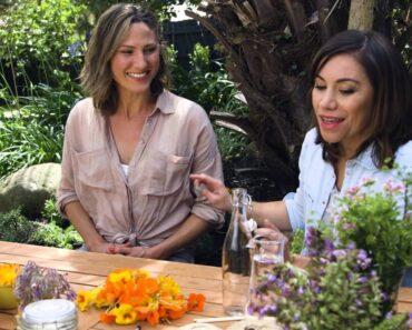 How to plant an edible flower garden