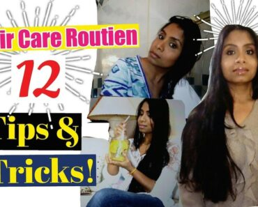 Healthy Hair Care Routine! |Tips and Trick