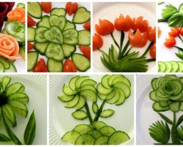 10 Super Salad Decoration Ideas
