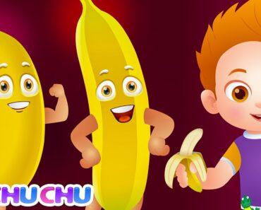 Banana Song (SINGLE) | Learn Fruits for Kids
