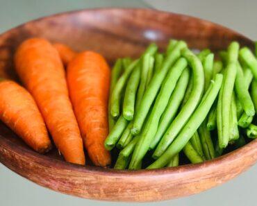 Beans Carrot Fry