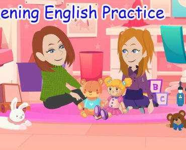 Listening English Practice for Beginners with Subtitles| Easily Learn English