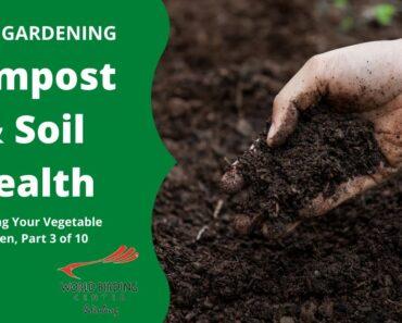 Compost & Soil Health (R