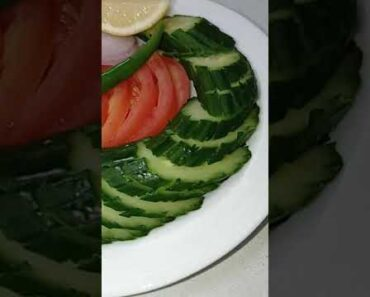 Fresh salad | vegetables salad