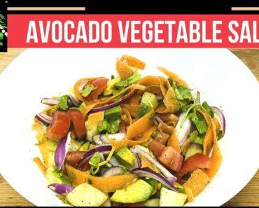 V5 | Healthy Vegetable Salad
