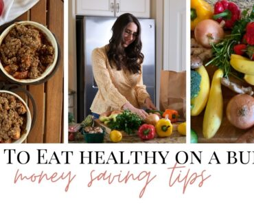 GETTING HEALTHY FOR BEGINNERS Ep: 2: How to Eat Healthy