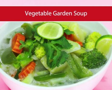 Vegetable Garden Soup